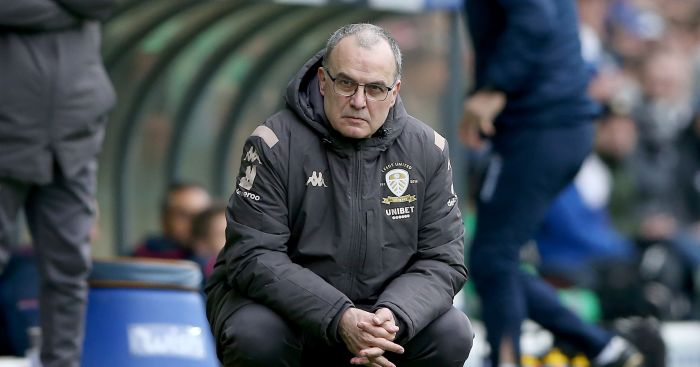 Bielsa gives Phillips injury update, bemoans one aspect of Leeds display - team talk