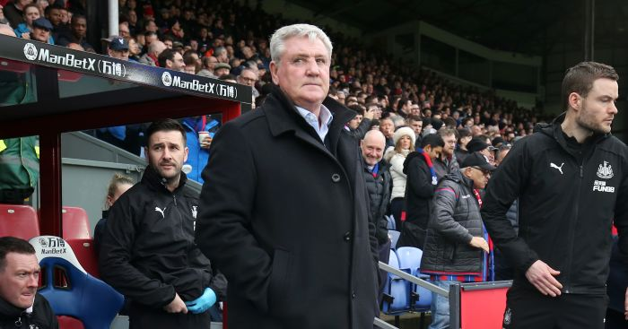 Bruce hints at making change in key area after Newcastle lose at Palace - team talk