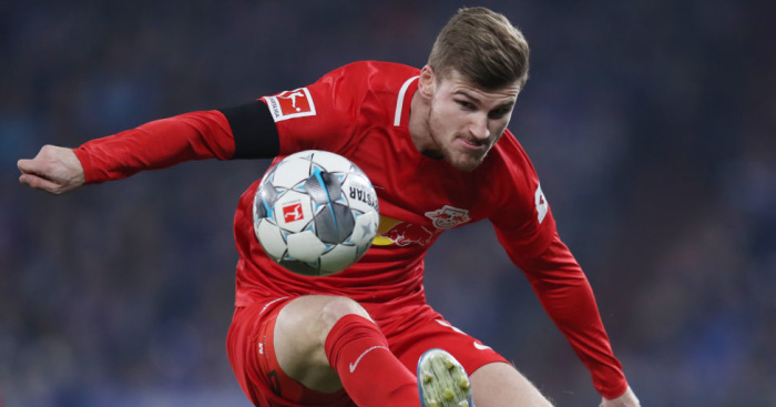 Timo Werner ramps up Liverpool talk with big Jurgen Klopp boast - team talk