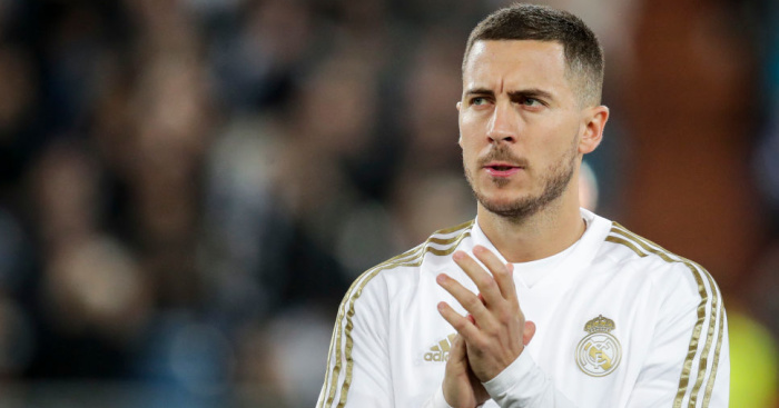 Euro 2020 fears for Hazard as Real Madrid confirm ankle break - team talk