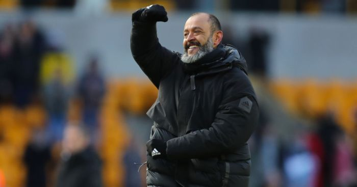 Nuno calls for more from Jota as he urges Wolves to focus on the hunt - team talk