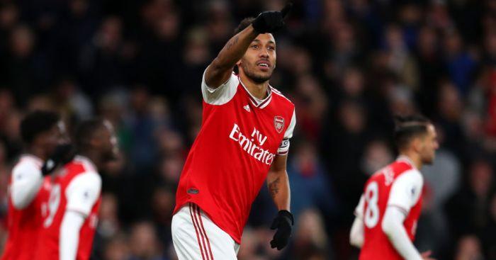 Pierre-Emerick Aubameyang Arsenal TEAMtalk