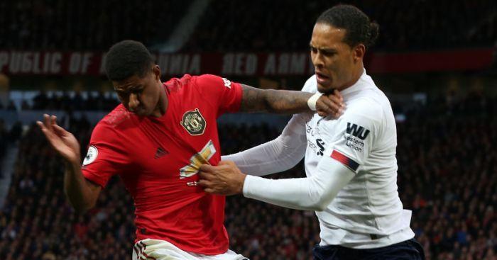 Man Utd told they must sign their very own Virgil van Dijk