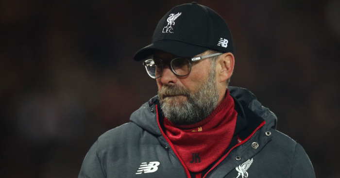 Jurgen.Klopp .Liverpool.TEAMtalk.2 - Coronavirus won't deny Liverpool title; promotion solution found – report