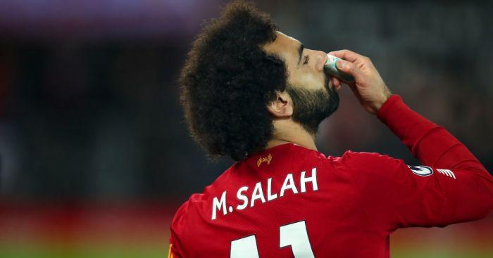 Mo Salah TEAMtalk