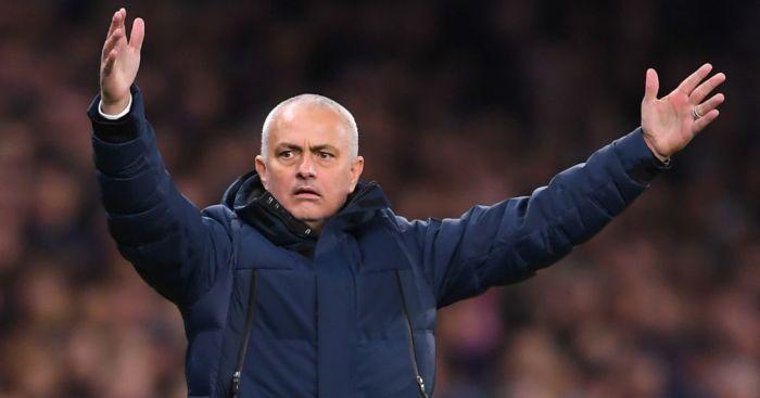 Bullish Mourinho tells Levy his top priority as clock ticks on €65m deal