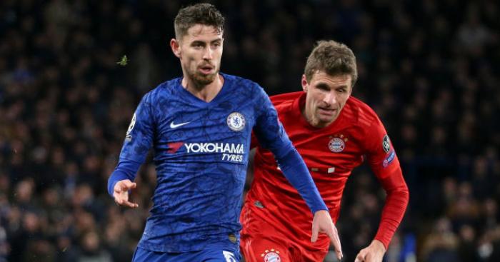 Jorginho.Thomas.Muller - Paper Talk: Man Utd make contact with Dembele alternative; Liverpool chase Premier League No. 9