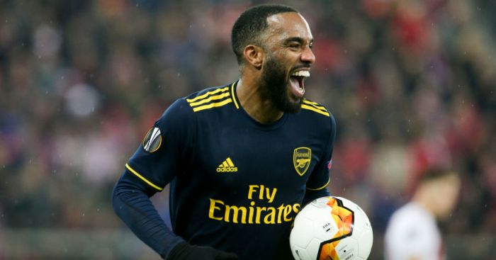 Lacazette Arsenal TEAMtalk