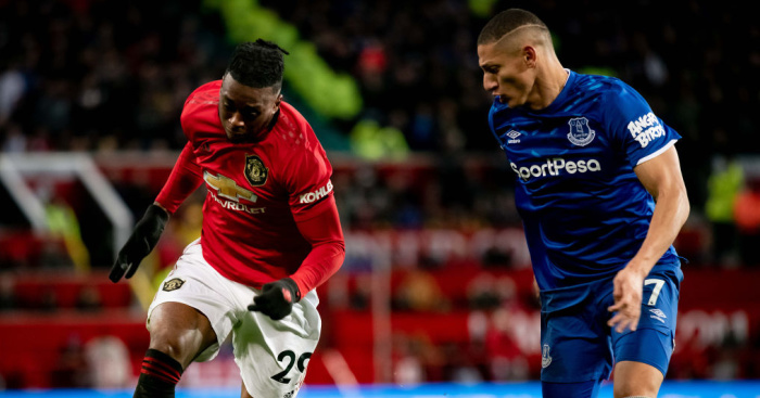 Predictions: Man Utd suffer at Everton; Spurs woe; City cup final romp