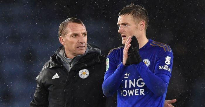 Rodgers snaps at Vardy critics with comparison to electric Liverpool ace - team talk