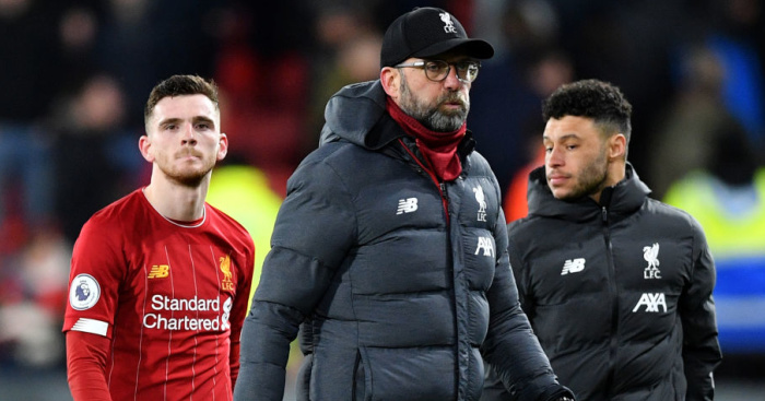 Jurgen.Klopp  - Oxlade-Chamberlain admits 'horrible' Liverpool team-mate is joker