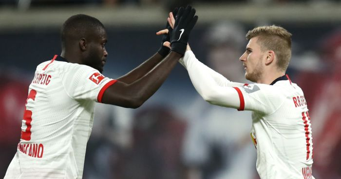 RB Leipzig perform U-turn over future of €40m Man Utd, Arsenal target thumbnail