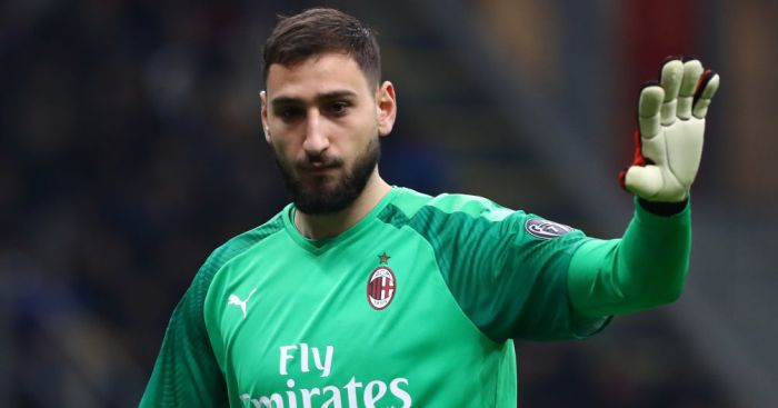 Gianluigi.Donnarumma - Paper Talk: Real Madrid, Barcelona all over Manchester United star; £25m Ismaila Sarr bid rejected