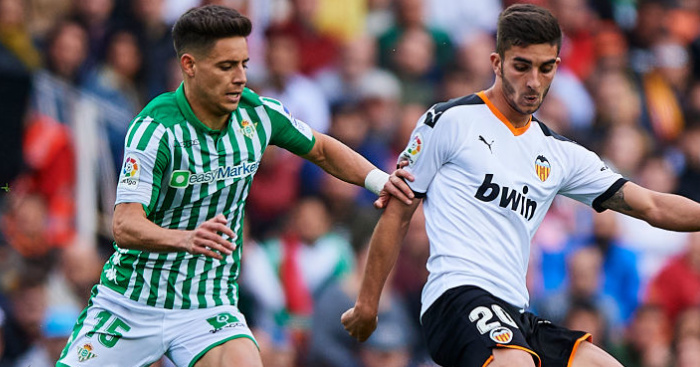 Liverpool tipped to upset Barcelona and land £90m Valencia wonderkid on free transfer
