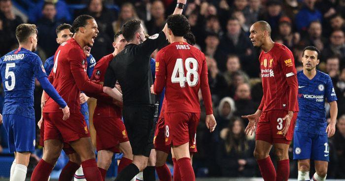 Liverpool Chelsea TEAMtalk