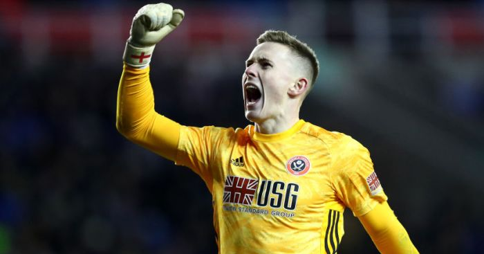 Dean Henderson Sheffield United TEAMtalk