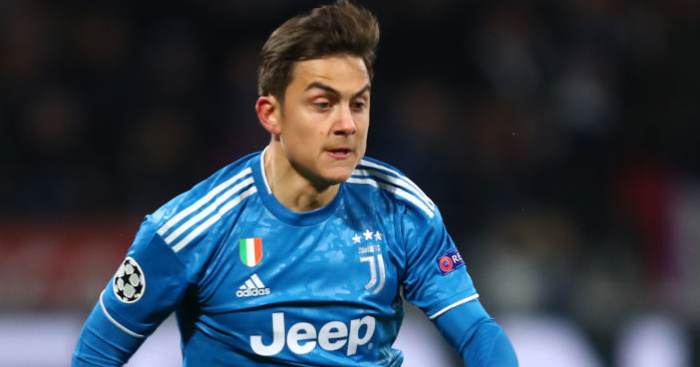 Paulo Dybala - Two players cited as Abramovich snubs open goal for Juventus mega star