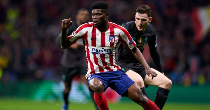 Thomas Partey pal makes Prem claim as he weighs in on Arsenal talk