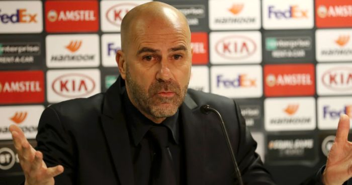 Bosz offers 23-word rebuttal to talk of Kai Havertz, Chelsea distraction