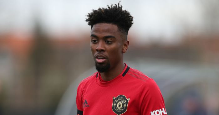 Angel Gomes Man Utd TEAMtalk