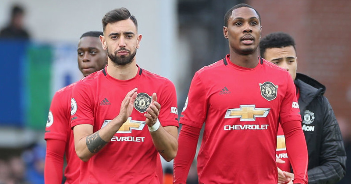 Ighalo makes Bruno Fernandes boast as he fires warning to Man Utd ...
