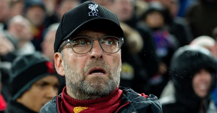 Shift in feeling over Premier League could leave Liverpool's season in tatters