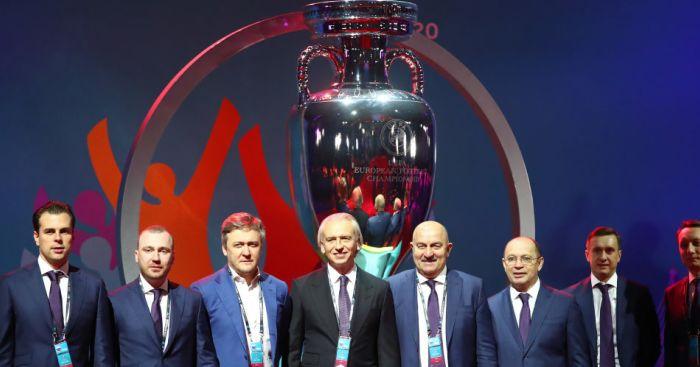 UEFA Euro 2020 trophy TEAMtalk