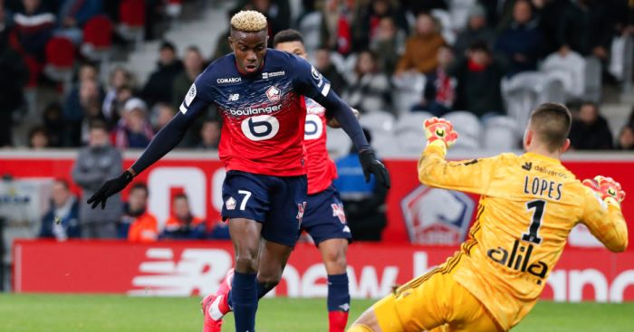 Lille chief confirms 'multiple offers' for Liverpool, Man Utd-linked hitman - team talk