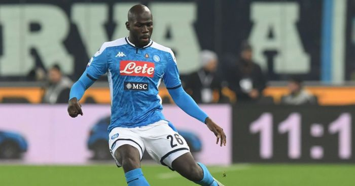 Liverpool make shock €60m, plus player offer for Koulibaly - team talk
