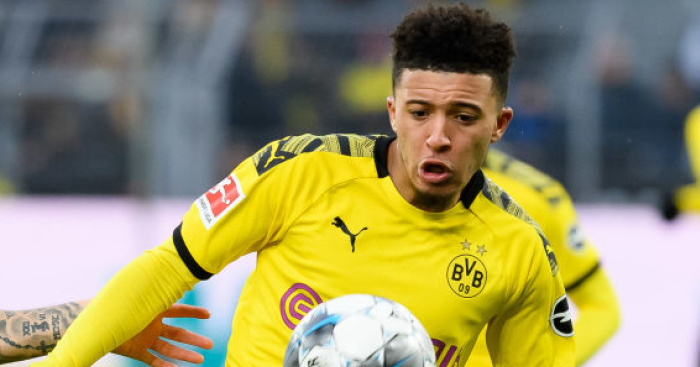 Man Utd's mammoth €140m rejection over Sancho deal revealed - team talk