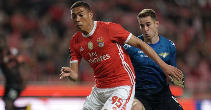 Benfica chief confirms €60m offer rejected for Man Utd strike target - team talk