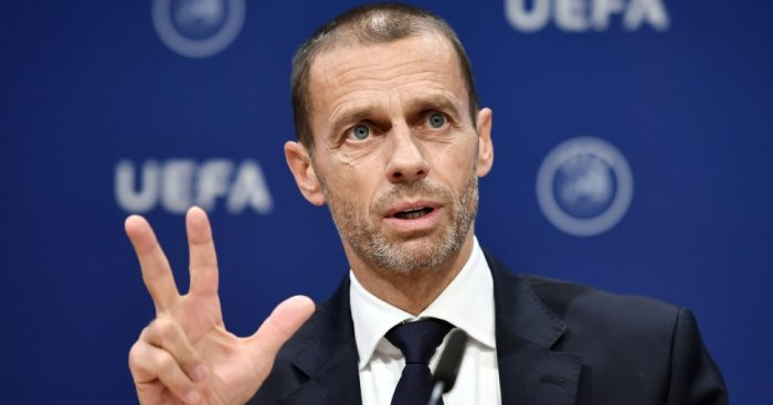 UEFA chief reveals three plans to finish season, but makes key admission - team talk