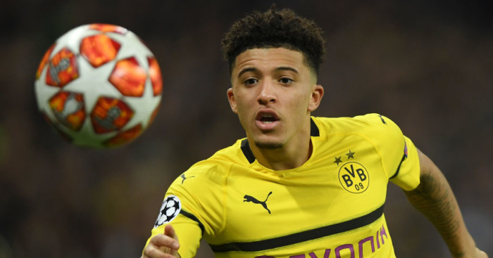 Solskjaer wrong to make Sancho top target, says Man Utd old boy - team talk