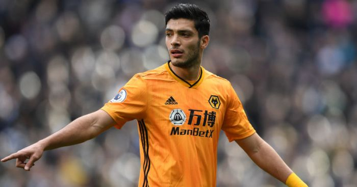 Raul Jimenez Wolves TEAMtalk