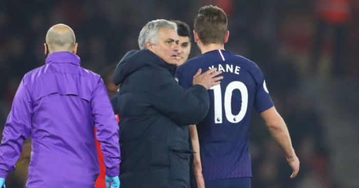 Jose Mourinho tipped to drive Harry Kane out of Tottenham