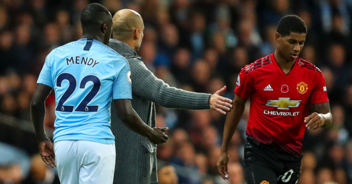 Marcus Rashford speaks openly on talk Pep Guardiola faces the sack - team talk