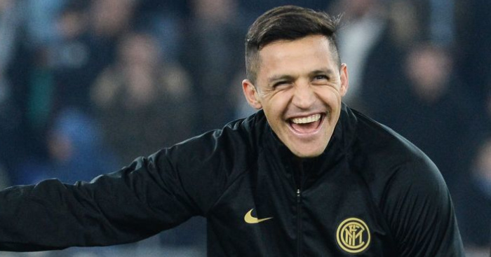 Inter Milan announce three-year deal for Sanchez after Man Utd ...