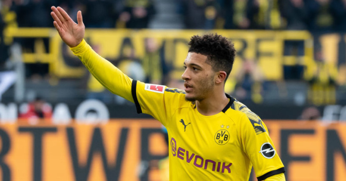 Jadon.Sancho.Borussia.Dortmund.TEAMtalk.000 - Paper Talk: Barcelona snub leaves Man Utd, City in straight fight for £135m midfielder; Liverpool step up winger chase