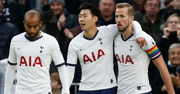 Harry Kane; Son Heung-Min TEAMtalk