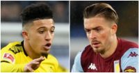 Jadon Sancho, Jack Grealish