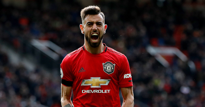 Bruno Fernandes provides perfect response to Mourinho penalty jibe