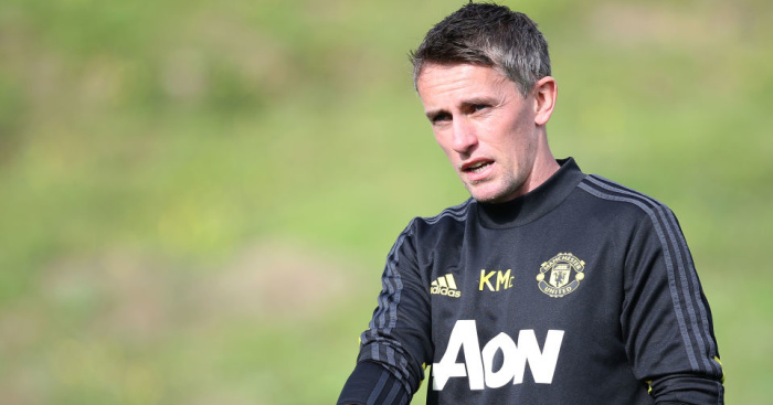 Kieran.McKenna - Man Utd coach names potential return to training; provides Pogba, Rashford update