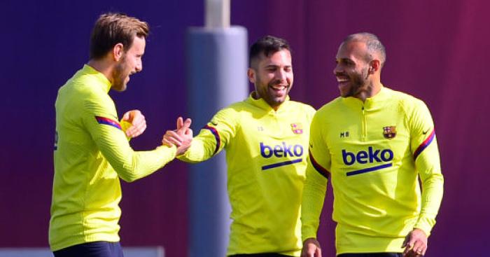 Ivan.Rakitic - Tottenham one of four clubs chasing Barcelona midfielder Mourinho has labelled 'fantastic'