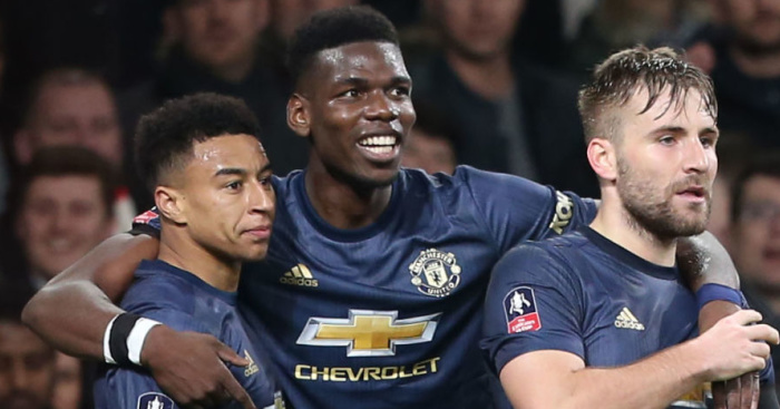 Jesse.Lingard.Paul .Pogba .Luke .Shaw  - Paper Talk: Man Utd make contact with Dembele alternative; Liverpool chase Premier League No. 9