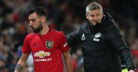 Bruno Fernandes, Ole Gunnar Solskjaer Manchester United TEAMtalk