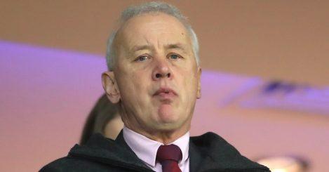 Rick Parry EFL chairman