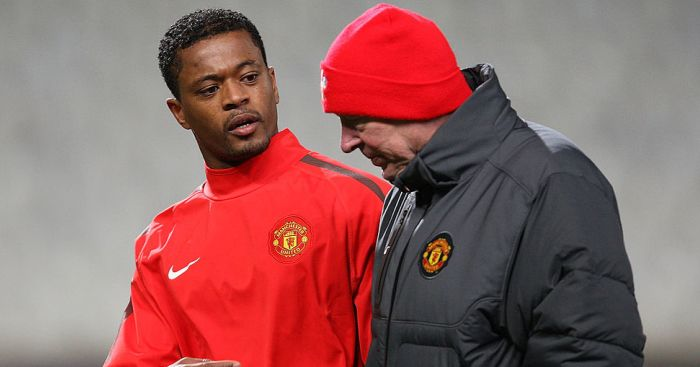 Patrice Evra launches astonishing attack on Man Utd transfer fixer - Teamtalk.com