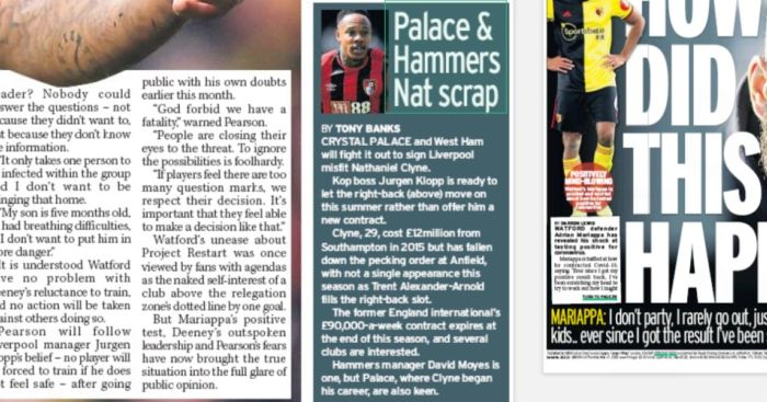 clyne 1 - Paper Talk: Prem duo line up to swoop as Klopp waves goodbye to Liverpool defender; Haaland release clause details emerge