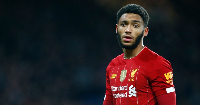 Joe Gomez Liverpool - Lijnders ready to spring Liverpool 'surprise' with team to face Lincoln