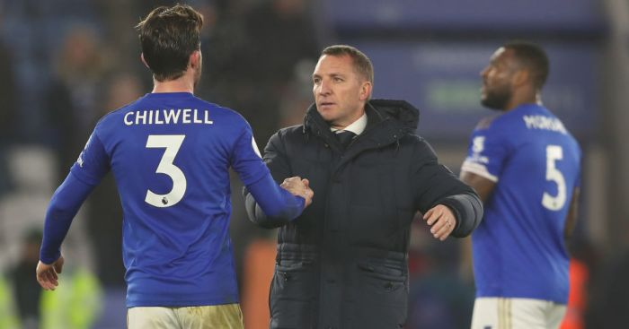 Former Chelsea star key as Chilwell holds serious chat with Rodgers - team talk